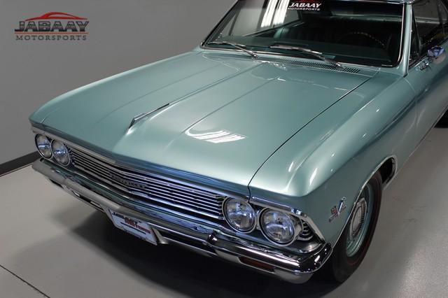 1966 Chevrolet Malibu Merrillville, Indiana 52