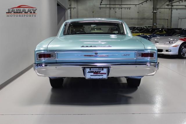 1966 Chevrolet Malibu Merrillville, Indiana 3