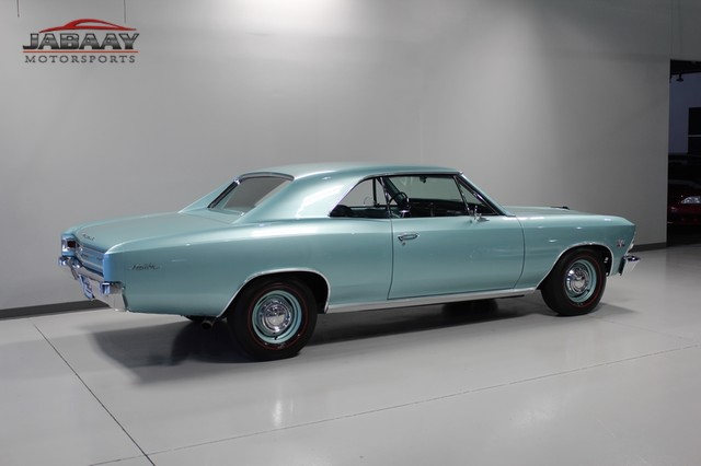 1966 Chevrolet Malibu Merrillville, Indiana 55