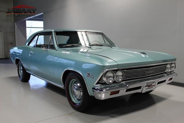 1966 Chevrolet Malibu Merrillville, Indiana 6