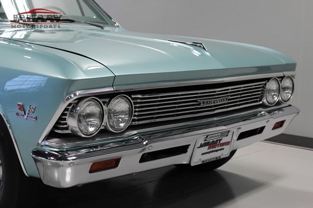 1966 Chevrolet Malibu Merrillville, Indiana 56