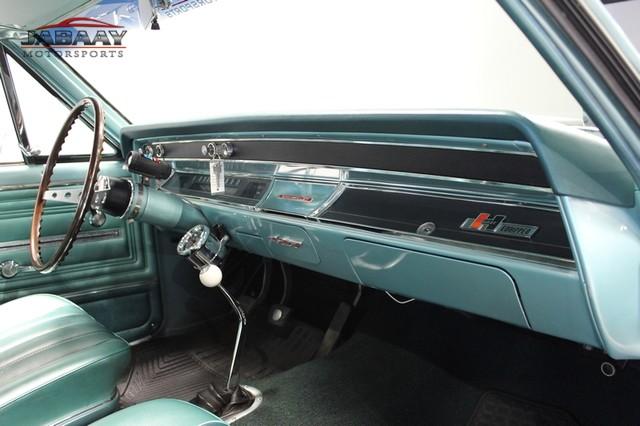 1966 Chevrolet Malibu Merrillville, Indiana 16