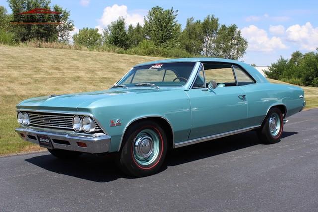 1966 Chevrolet Malibu Merrillville, Indiana 70