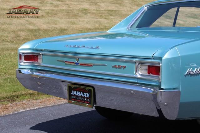 1966 Chevrolet Malibu Merrillville, Indiana 82