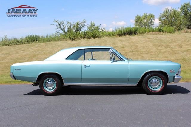1966 Chevrolet Malibu Merrillville, Indiana 87