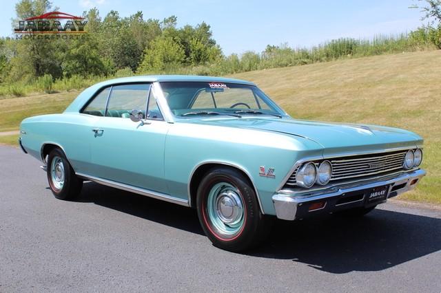 1966 Chevrolet Malibu Merrillville, Indiana 89