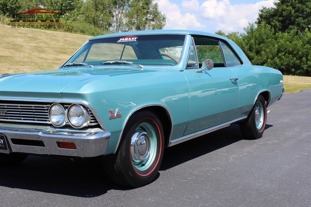 1966 Chevrolet Malibu Merrillville, Indiana 72