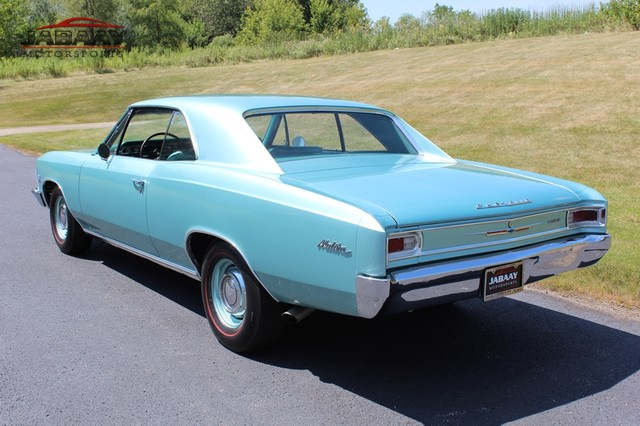1966 Chevrolet Malibu Merrillville, Indiana 78