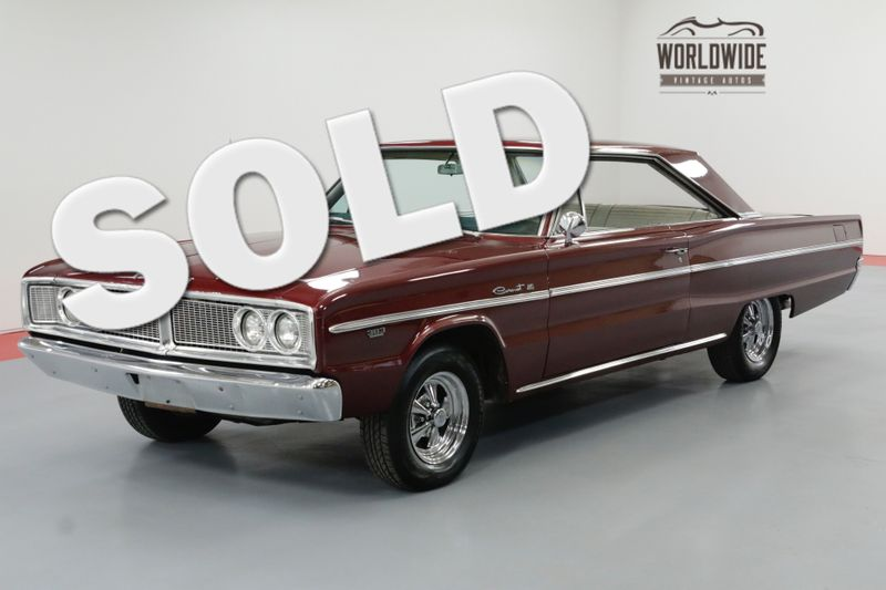 1966 Dodge CORONET 440 WITH A 383 ENGINE (VIP) | Denver, CO | Worldwide Vintage Autos
