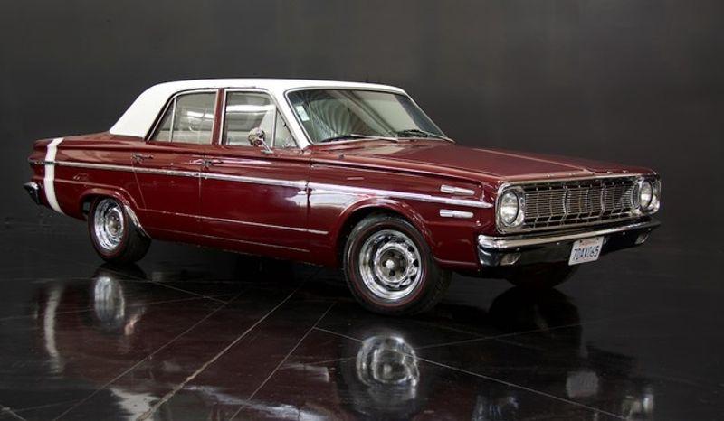 1966 Dodge DART    Milpitas, California   NBS Auto Showroom