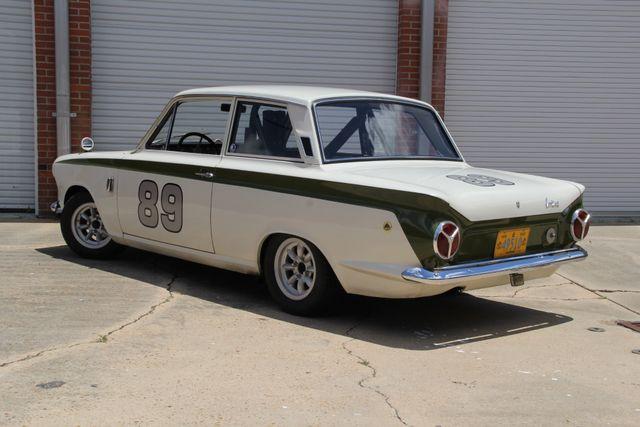 1966 English Ford MK1 LOTUS CORTINA Jacksonville , FL 68