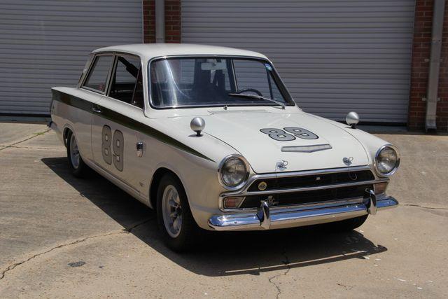 1966 English Ford MK1 LOTUS CORTINA Jacksonville , FL 3