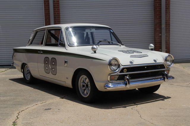 1966 English Ford MK1 LOTUS CORTINA Jacksonville , FL 2