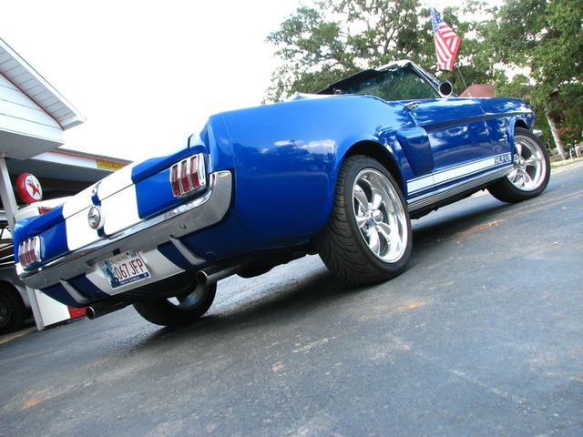 1966 Ford MUSTANG CONVERTIBLE RedLineMuscleCars.com, Oklahoma 5