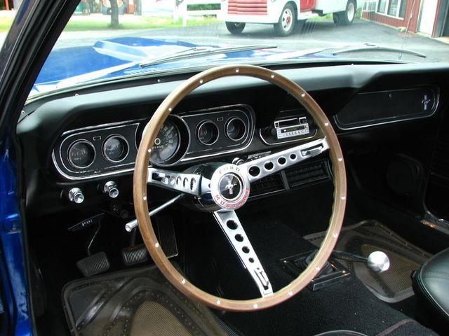 1966 Ford MUSTANG CONVERTIBLE RedLineMuscleCars.com, Oklahoma 19