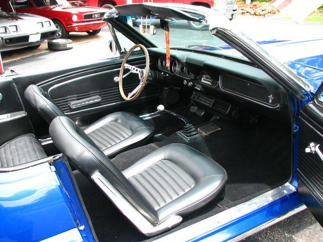 1966 Ford MUSTANG CONVERTIBLE RedLineMuscleCars.com, Oklahoma 22