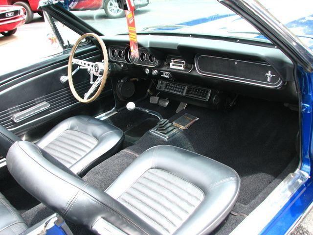 1966 Ford MUSTANG CONVERTIBLE RedLineMuscleCars.com, Oklahoma 28