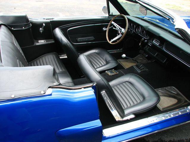 1966 Ford MUSTANG CONVERTIBLE RedLineMuscleCars.com, Oklahoma 34
