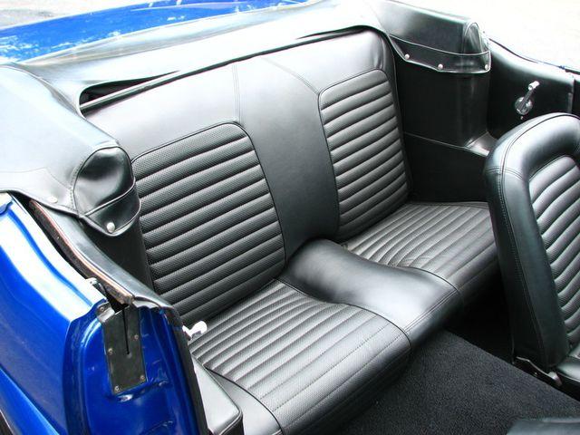 1966 Ford MUSTANG CONVERTIBLE RedLineMuscleCars.com, Oklahoma 35