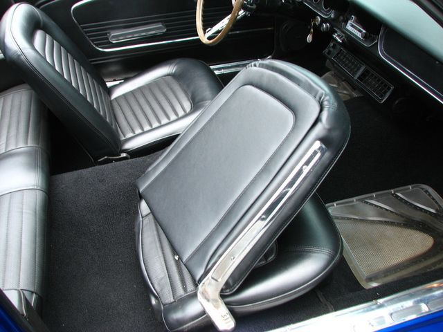1966 Ford MUSTANG CONVERTIBLE RedLineMuscleCars.com, Oklahoma 36