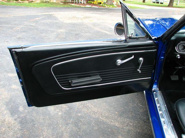 1966 Ford MUSTANG CONVERTIBLE RedLineMuscleCars.com, Oklahoma 11