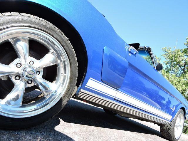 1966 Ford MUSTANG CONVERTIBLE RedLineMuscleCars.com, Oklahoma 45