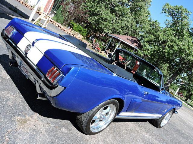 1966 Ford MUSTANG CONVERTIBLE RedLineMuscleCars.com, Oklahoma 48