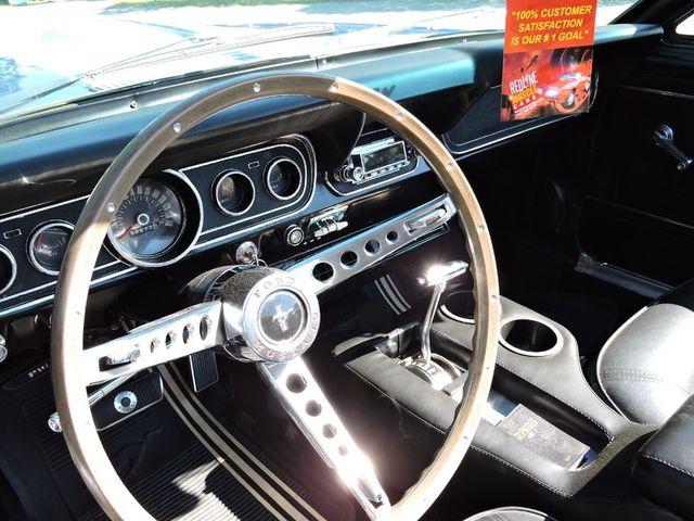 1966 Ford MUSTANG CONVERTIBLE RedLineMuscleCars.com, Oklahoma 55
