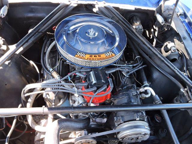1966 Ford MUSTANG CONVERTIBLE RedLineMuscleCars.com, Oklahoma 58