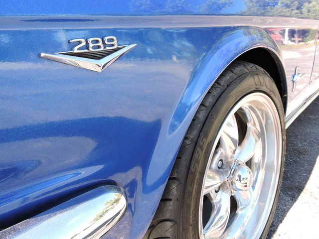 1966 Ford MUSTANG CONVERTIBLE RedLineMuscleCars.com, Oklahoma 77