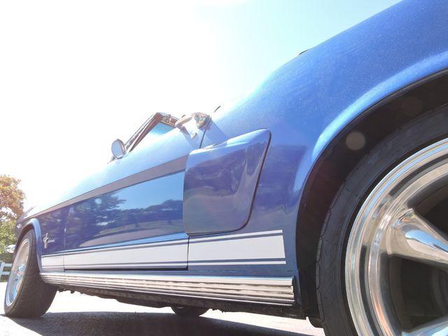 1966 Ford MUSTANG CONVERTIBLE RedLineMuscleCars.com, Oklahoma 85