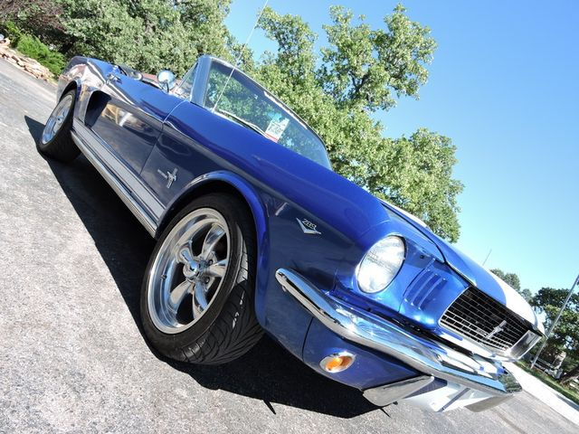 1966 Ford MUSTANG CONVERTIBLE RedLineMuscleCars.com, Oklahoma 103