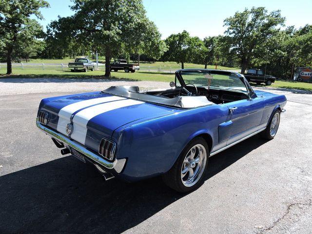 1966 Ford MUSTANG CONVERTIBLE RedLineMuscleCars.com, Oklahoma 106