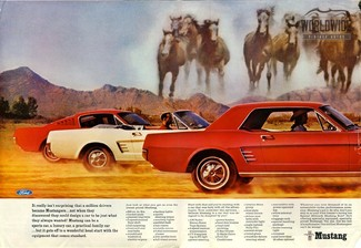 1966 Ford MUSTANG V8 AUTO AC in Denver, Colorado