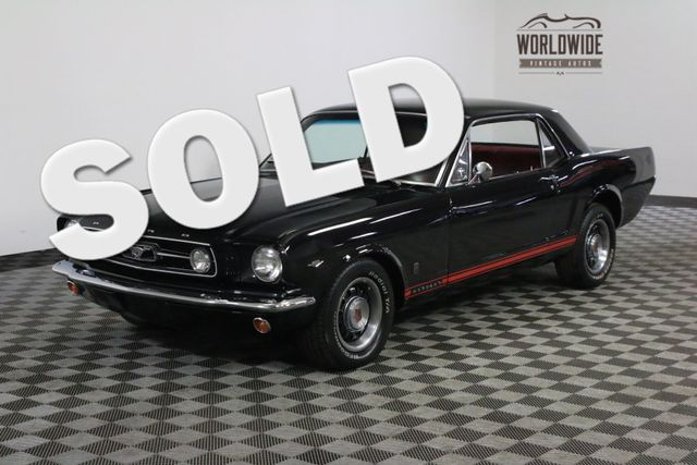 1966 Ford MUSTANG V8 AUTO AC | Denver, Colorado | Worldwide Vintage Autos