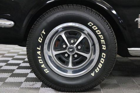 1966 Ford MUSTANG BLACK 4 SPEED V8 DISCS | Denver, Colorado | Worldwide Vintage Autos in Denver, Colorado