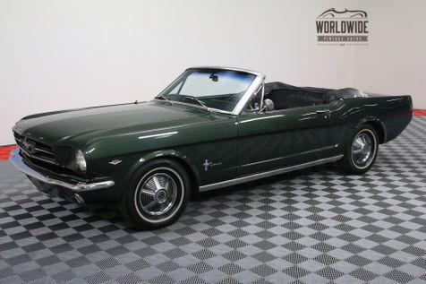 1966 Ford MUSTANG RESTORED. CONVERTIBLE. V8. AUTOMATIC | Denver, Colorado | Worldwide Vintage Autos in Denver, Colorado