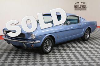 1966 Ford MUSTANG FASTBACK 2+2 59K ORIGINAL MILES AC | Denver, Colorado | Worldwide Vintage Autos in Denver Colorado