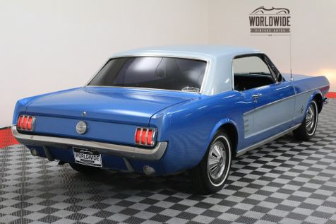 1966 Ford MUSTANG V8 AUTOMATIC TWO TONE | Denver, Colorado | Worldwide Vintage Autos in Denver, Colorado