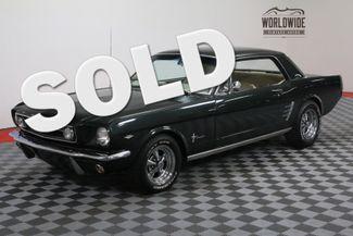 1966 Ford MUSTANG C CODE V8 4 SPEED AC PS DISC | Denver, Colorado | Worldwide Vintage Autos in Denver Colorado