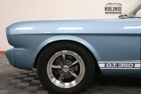 1966 Ford MUSTANG FASTBACK! FULLY RESTORED. V8! AC! AUTO GT350 CLONE | Denver, CO | Worldwide Vintage Autos in Denver, CO