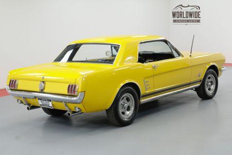1966 Ford MUSTANG RESTORED 4-SPEED 302V8 DISC | Denver, CO | Worldwide Vintage Autos in Denver, CO