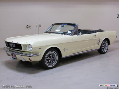 1966 Ford Mustang C Code Car in Las Vegas, NV