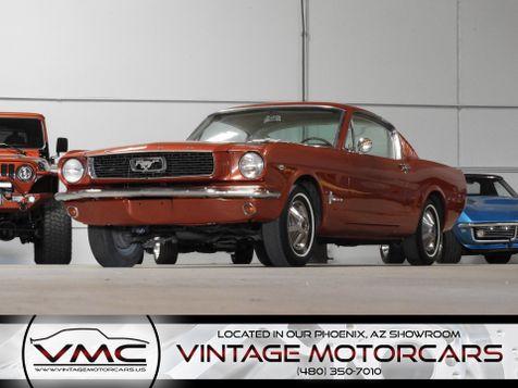 1966 Ford Mustang Fastback 2+2 in Sun Prairie
