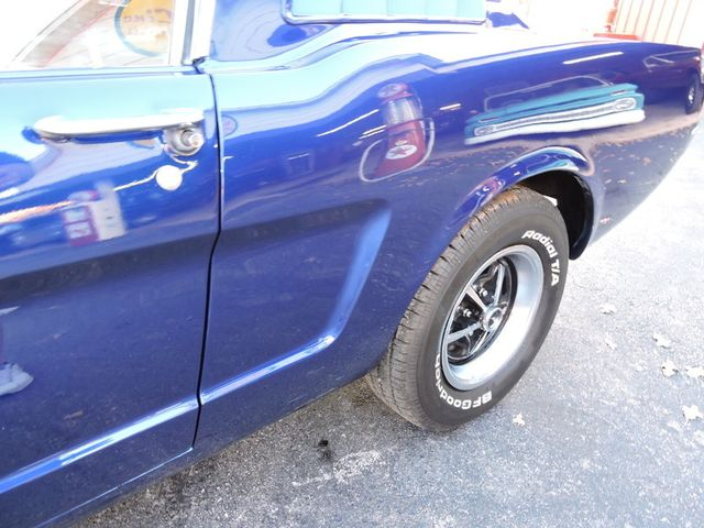 1966 Ford MUSTANG FASTBACK RedLineMuscleCars.com, Oklahoma 54