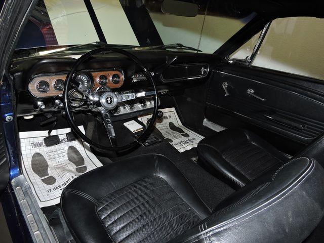 1966 Ford MUSTANG FASTBACK RedLineMuscleCars.com, Oklahoma 94
