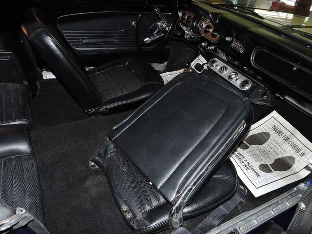 1966 Ford MUSTANG FASTBACK RedLineMuscleCars.com, Oklahoma 97