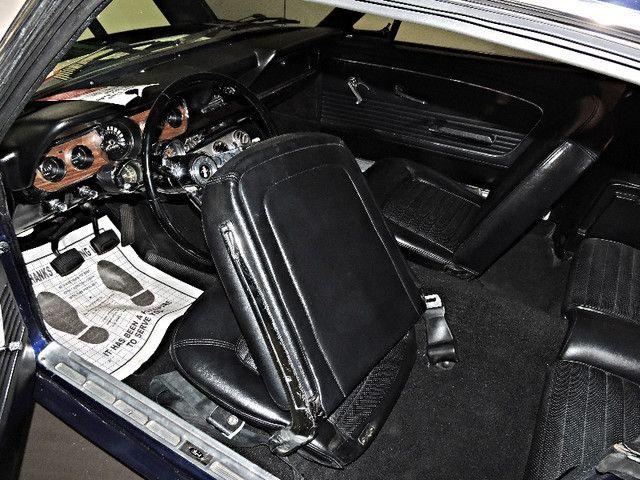 1966 Ford MUSTANG FASTBACK RedLineMuscleCars.com, Oklahoma 90