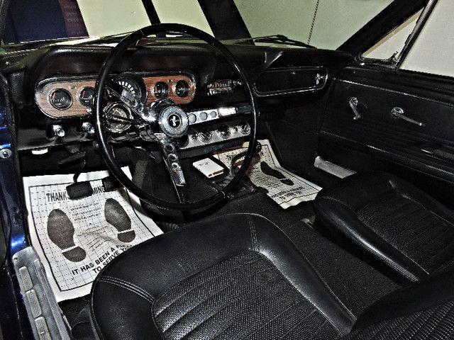 1966 Ford MUSTANG FASTBACK RedLineMuscleCars.com, Oklahoma 91