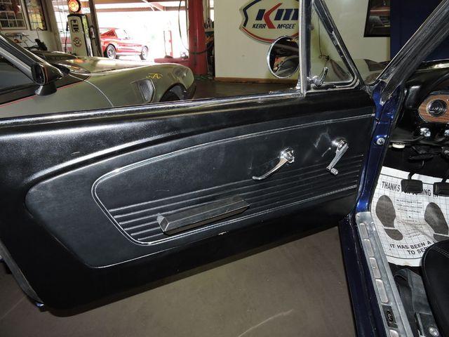 1966 Ford MUSTANG FASTBACK RedLineMuscleCars.com, Oklahoma 92
